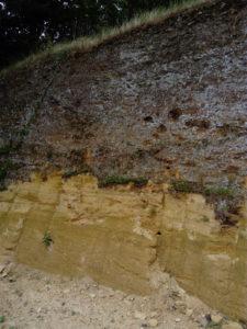 Sutton Knoll Quarry Pit