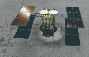 Hayabusa 2 Deep Impact