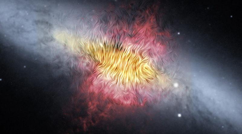 electromagnetic universe dusty plasma