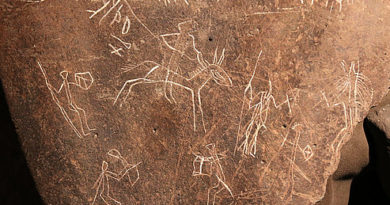 squatter man warrior fighter petroglyphs