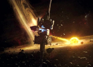Interstellar Crusher