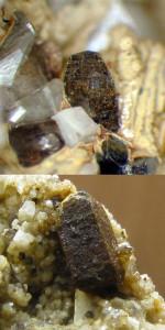 arran minerals Gadolinite