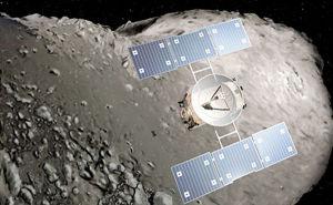 asteroid itokawa regolith HAYABUSA