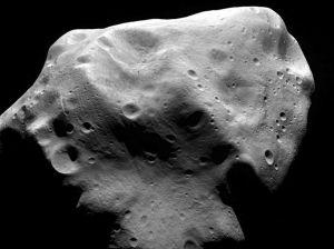 asteroid lutetia 21 regolith
