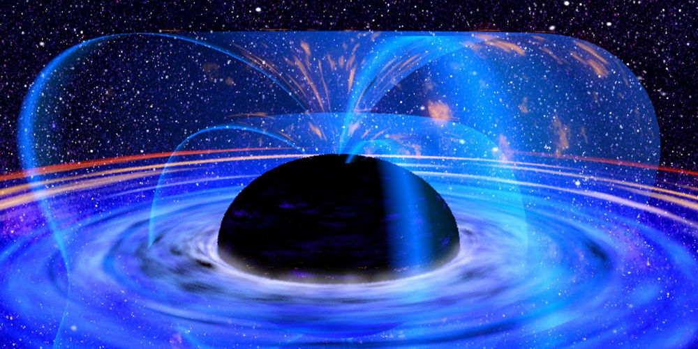 blackhole plasmasphere plasma ball