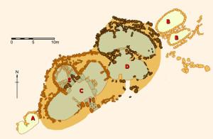 blast traps gibraltar tunnels