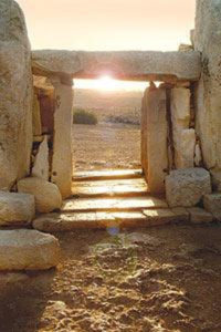 Landscape archaeology solar observatory