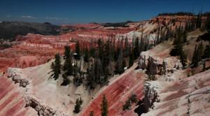 Cedar Breaks National Monument basalt