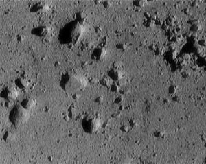 comet asteroid regolith eros