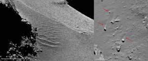 comets asteroids dunes