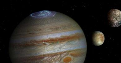Jupiter human origins Ganymede