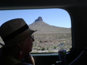 EU theory geology tour butte Coral Wynter