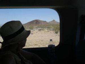 EU theory geology tour Coral Wynter
