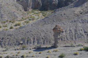 EU theory geology tour earth pyramid