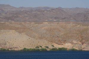 EU theory geology tour Virgin River Lake Mead dunes erosion