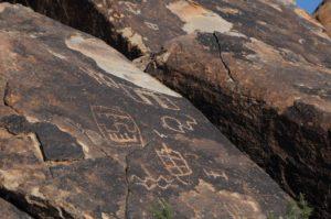 petroglyphs plasma rock patina