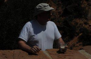 Electric Universe geology tour Zion Canyon