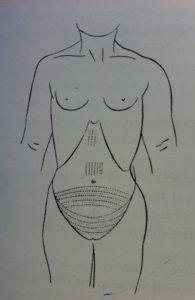 hathor tattoos priestess Amunet tattooed ancient egyptian