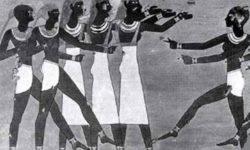 hathor dancers dancing priestesses ancient egypt