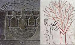 Hathors epithets titles names menat necklace