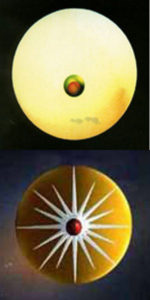 Hathor Venus as the Eye of Ra Egypt gods what