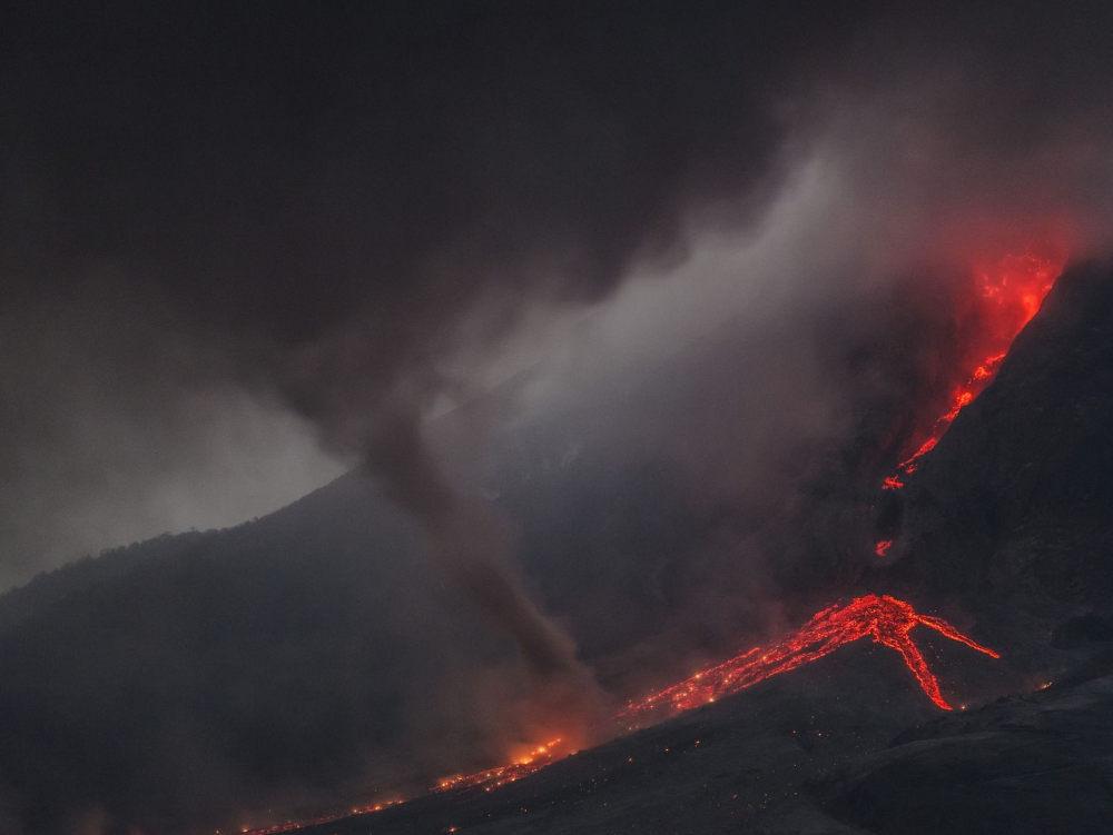 lava devils volcanoes heat fires