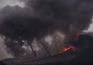 lava devils volcano fire