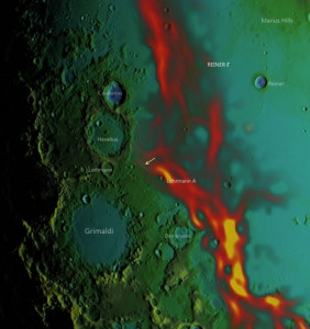 lunar moons ring of fire volcano