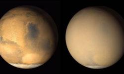 Mars Martian electric
