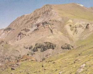 pitchstone 6 Specimen Mountain Rocky Mountain range Colorado  Never Summer Range