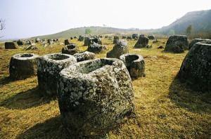 Plain of Jars Laos Xieng Khouang plateau