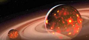 planet formation origins solar system venus earth mars EU theory