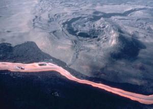 planetary geomorphology solar system volcanoes