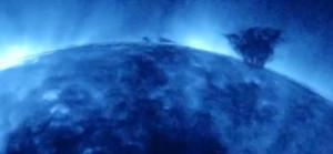 sun plasma tornado birkeland currents