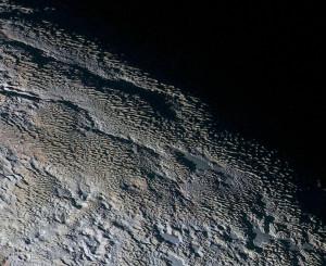 pluto cymatics geology ridges eu theory frequency