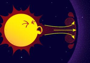 pluto solar wind plasma x rays
