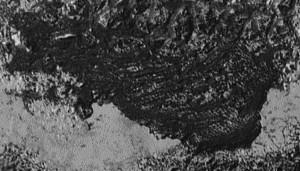 pluto ridges dunes titan electric universe theory eu evidence