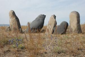 Tears of Allah meteorite fall singing stones China
