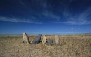 Black Singing Stones rocks boulders natural music sounds China