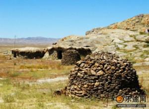 Qiemuerqieke Qiemu'erqiek Cemeteries Xinjiang China Altay Altai