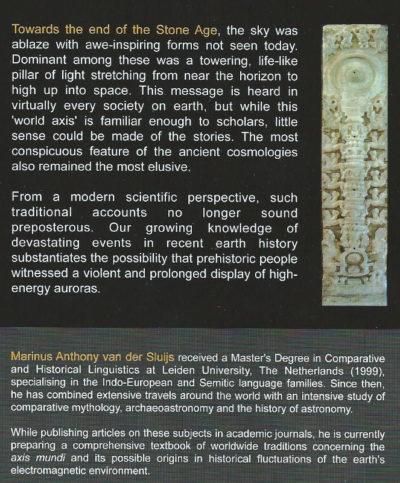 The Mythology of the World Axis; Exploring the Role of Plasma in World Mythology Rens van der Sluijs