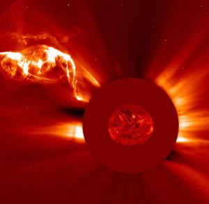 solar filaments magnetic sun electric currents