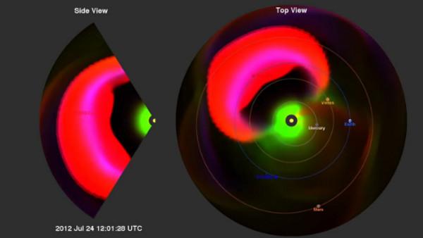 suns plasma storms solar