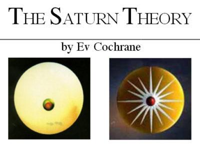 The Saturn Theory Myth Configuration Ev Cochrane