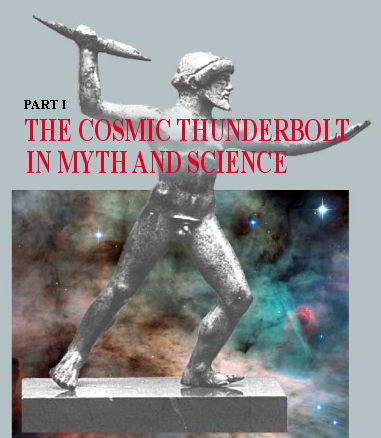 Thunderbolts of the Gods book Wal Thornhill Dave Talbott pdf project