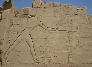 Thutmose III or Amun