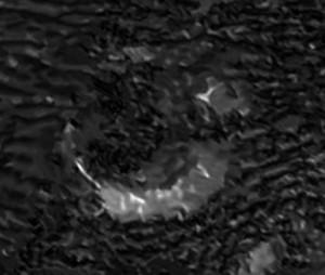 titan dunes ridges crater lichtenberg figure