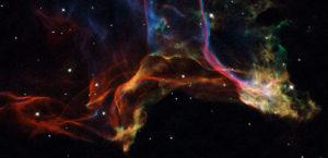 Veil Nebula plasma kristian birkeland filaments currents