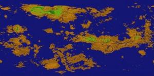 venus liquid Carbon Dioxide oceans