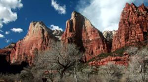 Zion Canyon shale mud sandstone Immanuel Velikovsky